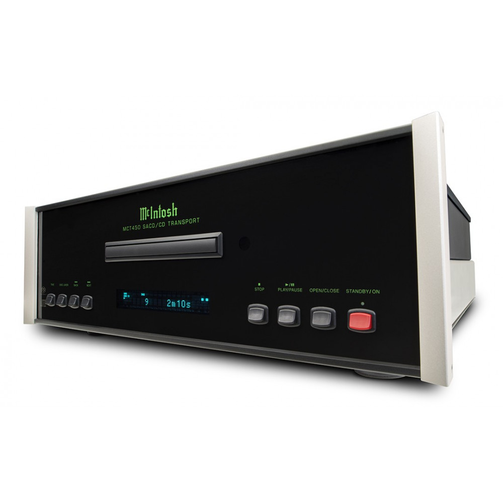 Transport CD/SACD McIntosh MCT-4500