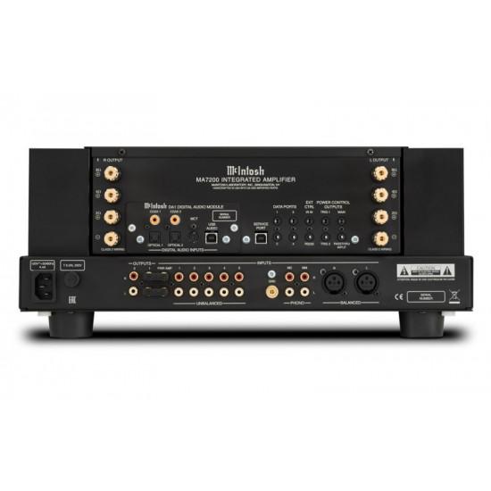 McIntosh amp intégré MA-7200