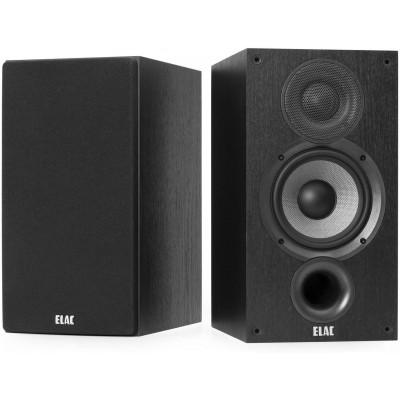 ELAC Debut 2.0 B5.2 Enceintes étagère. Noires. (Paire)