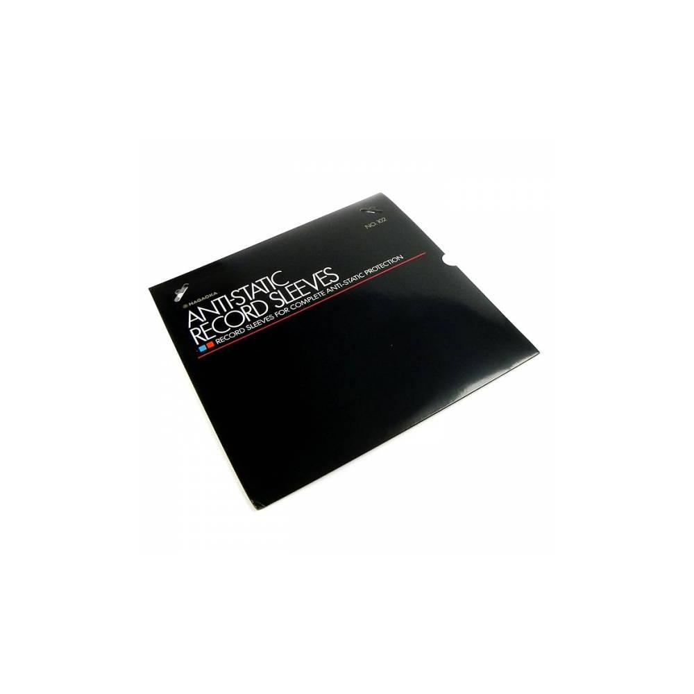 Pochettes anti-statiques Nagaoka (paquet de 50)