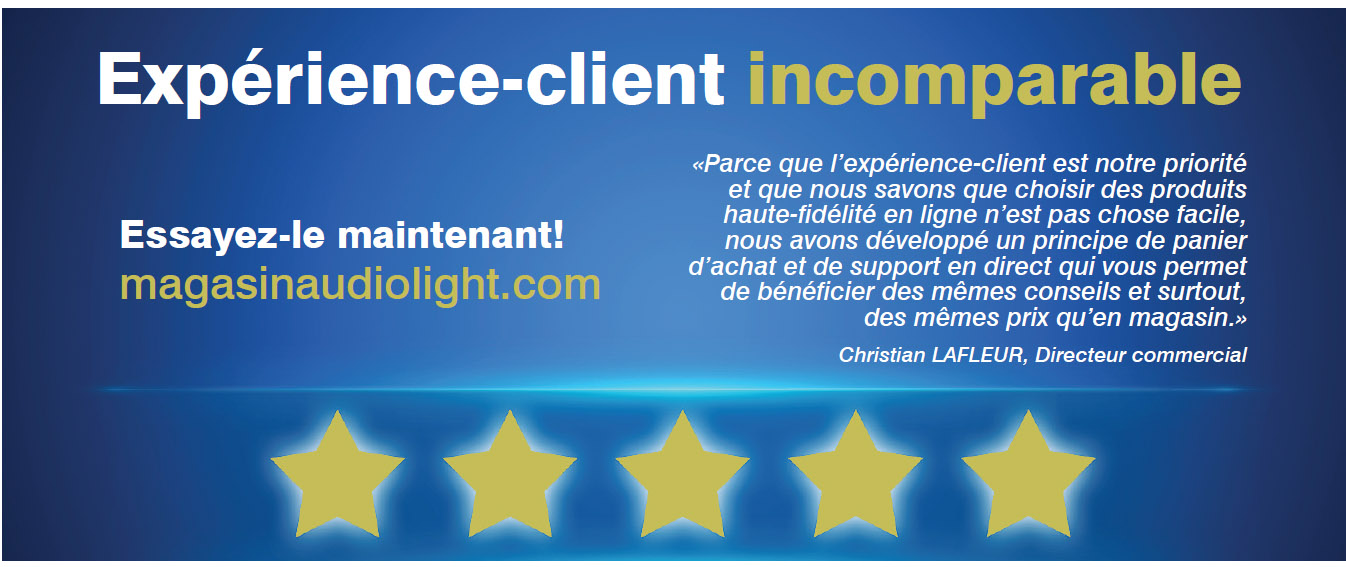 experience client incomparable